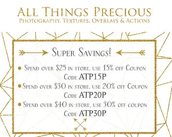 SAVE WITH COUPON Discounts!