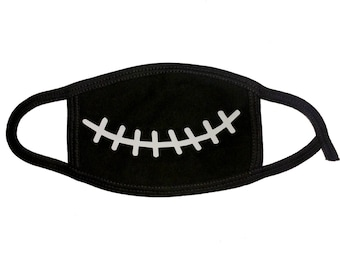 Stitched Teeth Mouth Mask respirator for sports, hygiene etc