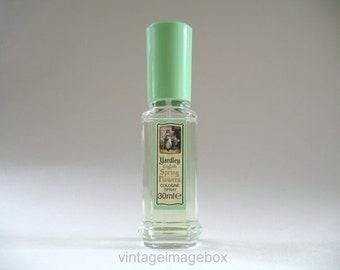 Vintage yardley of london mini perfume bottle april violets etsy vintage yardley of london english spring flowers cologne perfume 1980s bottle mightylinksfo