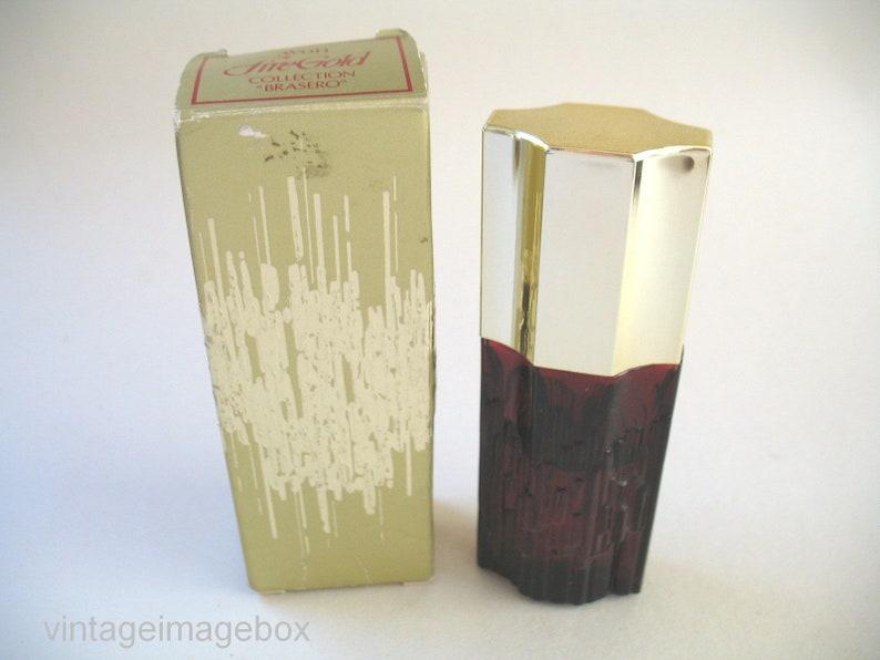 Avon Foxfire Vintage Fragrance Firegold Brasero Etsy