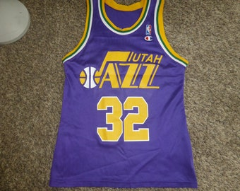 reputable site d319e 9a7ac Utah jazz jersey | Etsy