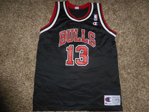 Weitere Ballsportarten Vintage 90er Jahre Champion Selten Milwaukee Bucks Shawn Respert Trikot