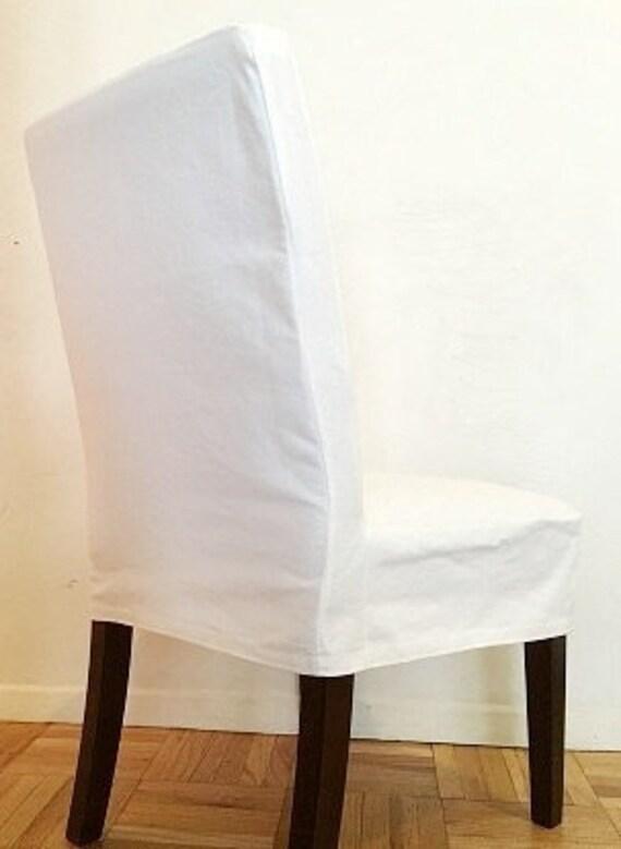 Napa Chair Slipcover Short Skirt   Etsy