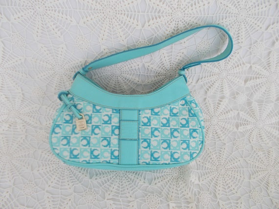 a2b191a530 Liz Claiborne Spring or Summer Handbag Light Turquoise Blue