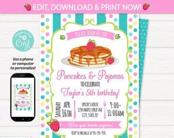 380c03333de0 Pancake pajamas