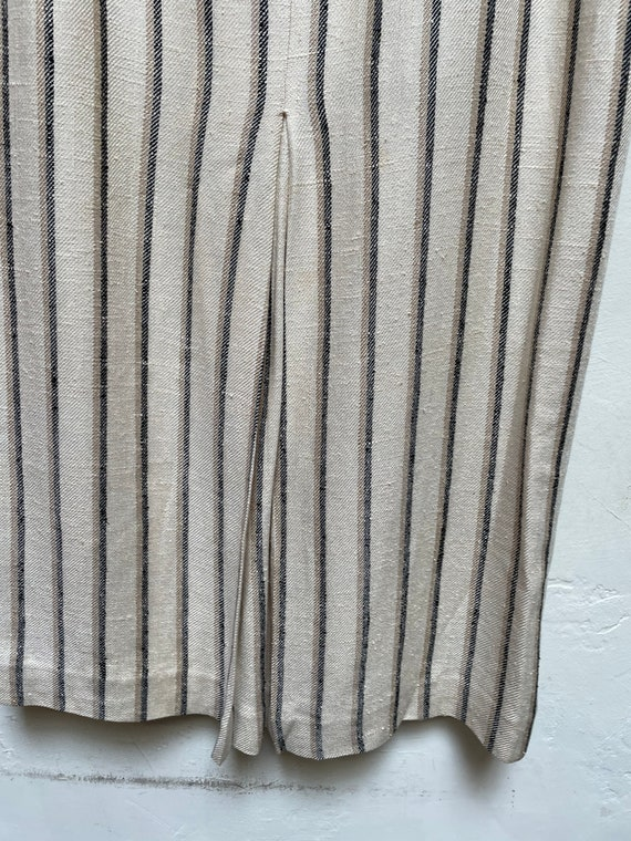 Vintage Christian Dior midi skirt 80s - image 4