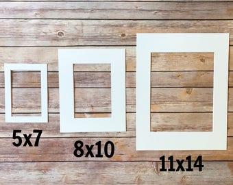 Matboard Picture Frame Mat Board Custom Photo Matte