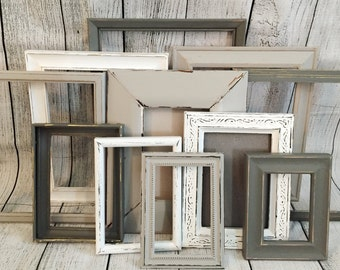 The Sparrow -  Rustic Frames, Picture Frame, Farmhouse Wall Decor, Farmhouse Decor, Vintage Frames, Rustic, Wall Decor, gallery wall, gift
