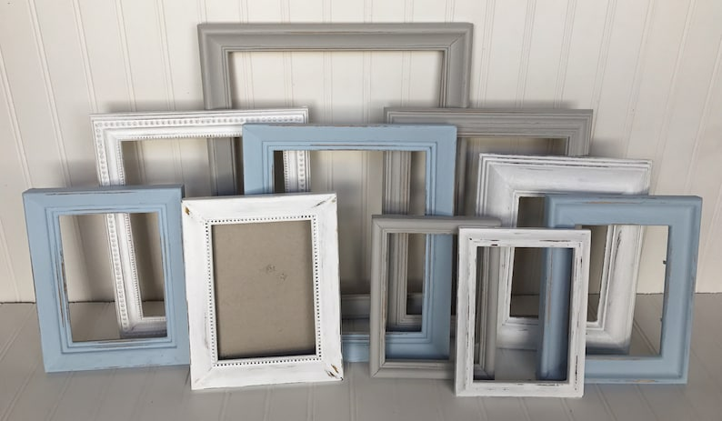 Beach Decor Gallery Wall Farmhouse Country