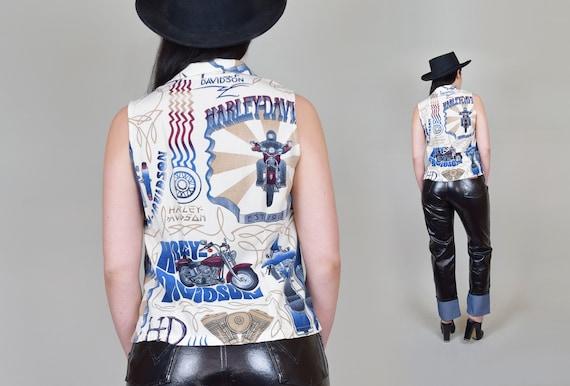 Vintage Harley Davidson Shirt   Harley Davidson R… - image 8