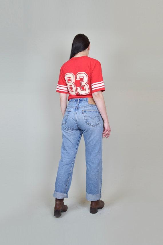 1980's Epcot T Shirt   Vintage Epcot Jersey T Shi… - image 7