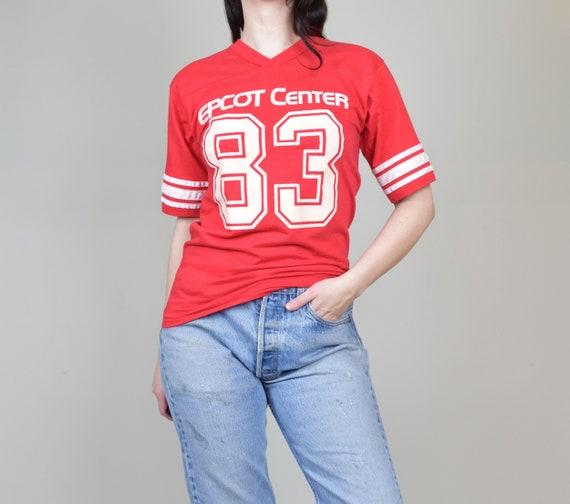 1980's Epcot T Shirt   Vintage Epcot Jersey T Shi… - image 9