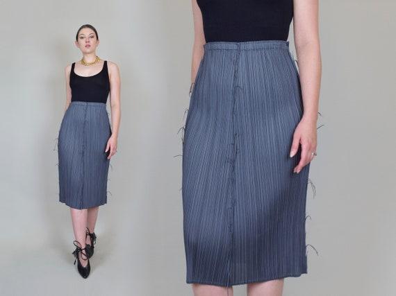 Vintage Issey Miyake Pleats Please Skirt | Vintage Pleats Please Skirt