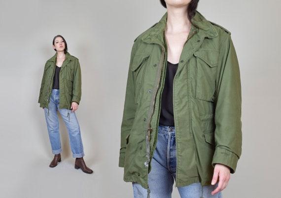Vintage Army Jacket | Vintage Military Parka