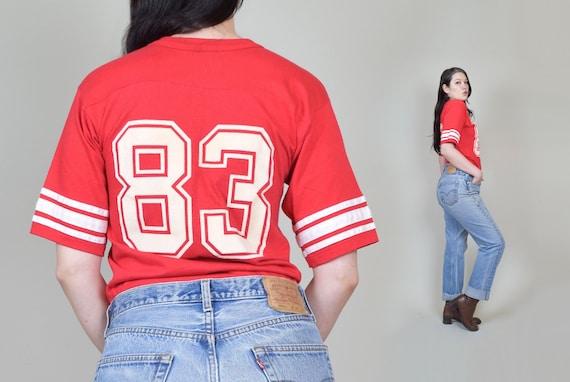 1980's Epcot T Shirt   Vintage Epcot Jersey T Shi… - image 8