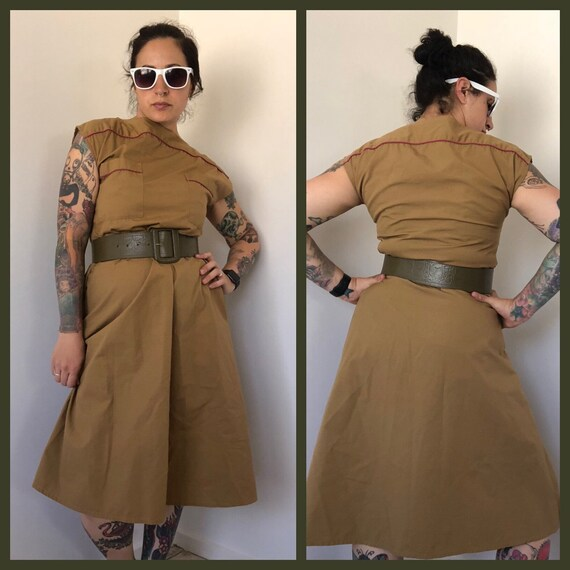 80s Vintage Peter Weiss Dress, 80s does 50s dress,