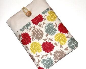 iPad mini cover , iPad mini case, iPad mini sleeve, Padded, Handmade iPad mini case,Birthday Gift,  Kindle, Nook, Tablets