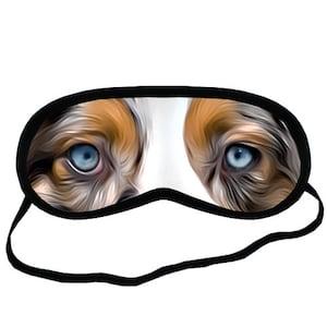 German Shepherd Sleep Mask Eye Mask Sleep Accessory