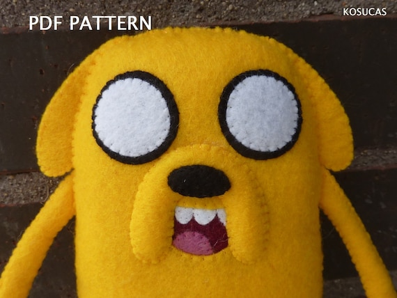 Finn and Jake Amigurumi Pattern PDFs - Crochet Patterns | Crochet ... | 427x570