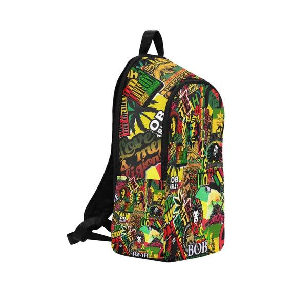 Rasta   custom backpacks   backpack   backpacks for women    4299bc26a5