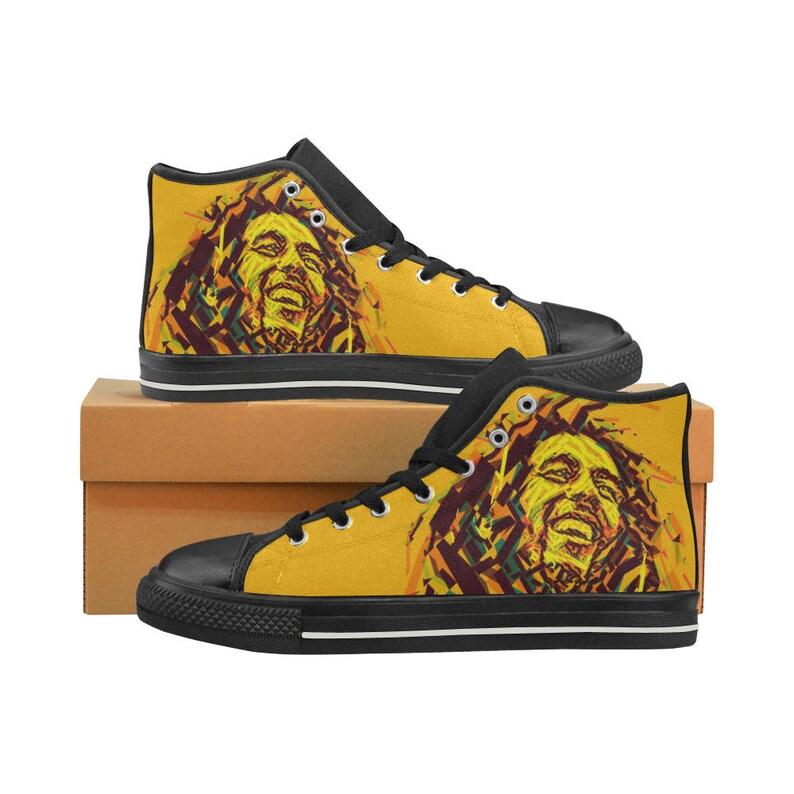 Bob Marley Shoes Women's Rasta shoes