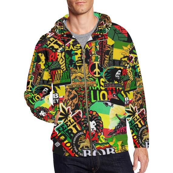 hoodies and sweatshirts rasta hoodie jacket hoodie jacket for mens mens zip hoodie mens fashion hoodies colorful hoodies