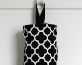 Digital PDF Pattern Grocery Bag Holder with Boning and Elastic