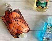 Basketball Hand Sanitizer Holder
