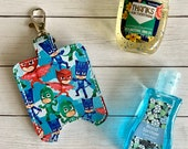 Cartoon Hand Sanitizer Holder
