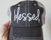 Blessed hat (with cross),...
