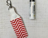 Chevron Lip Balm Holder...