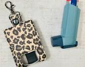 Leopard Print Inhaler Cas...