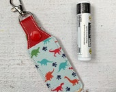 Dinosaur Lip Balm Holder...