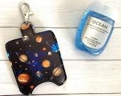 Planet Hand Sanitizer Holder