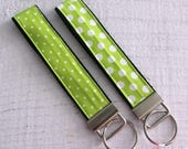 Key Fob Wristlet in Lime ...