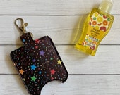 Stars Hand Sanitizer Holder