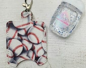 Baseball Hand Sanitizer H...