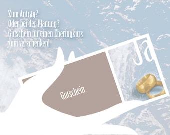 Wedding Gift Voucher, Wedding Gift Certificate, Gift card