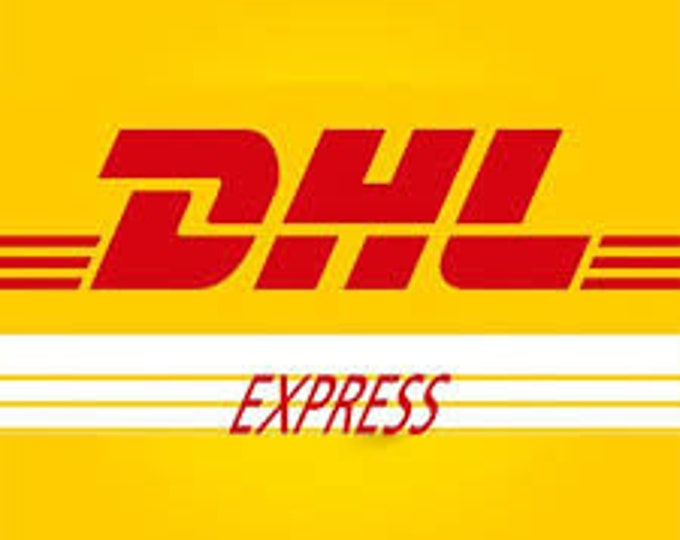 DHL Worldwide Express topup for fast shipping - under GBP100 value