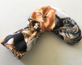 Cats Golf Club Putter Cover / Headcover / Putter Club Cover