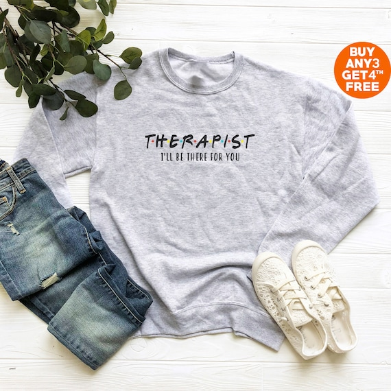 99238e0b0 Therapist shirt funny gifts physical therapist tshirt therapy | Etsy