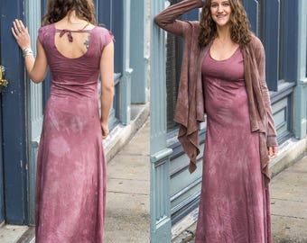 MTO Simple Maxi Dress