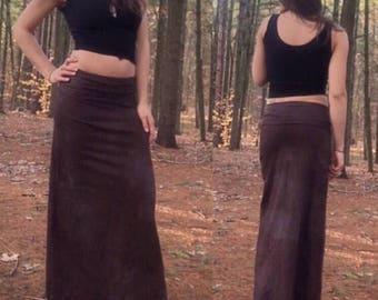 MTO Maxi Skirt