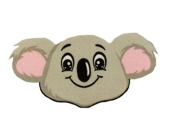 Australian koala Iron On Fabric Transfer Applique - 3542