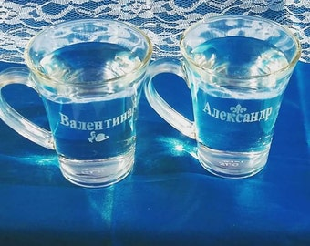 Tea cup set, Tea cup,Tea cup personalized, Personalized tea cup, Tea mug, Tea mug personalized, Personalized tea mug, Perso...