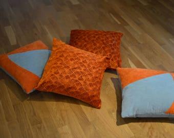 Custom made cushion covers