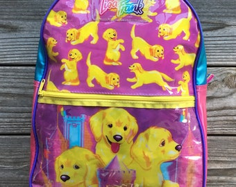 Lisa Frank Casey Backpack