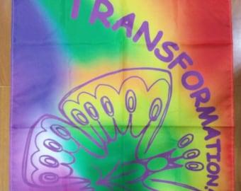 Transformation! Decorative Outdoor Flag