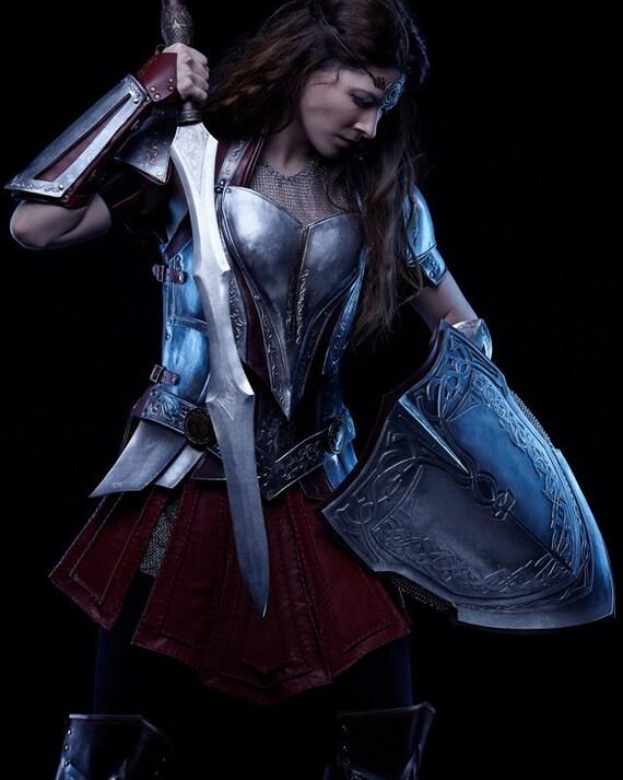 Lady Sif Thor the Dark World Lady Sif armor armor Lady Sif