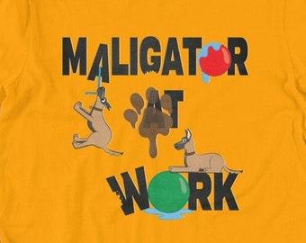 Maligator Working (unisex) Tee